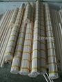 4Holes Alumina Ceramic Tube 2