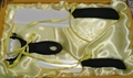 Kitchen ceramic knife,ceramic sharpenning bar 3