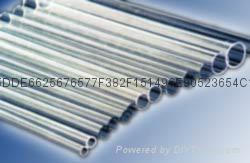 Opaque / translucent quartz glass tube 3