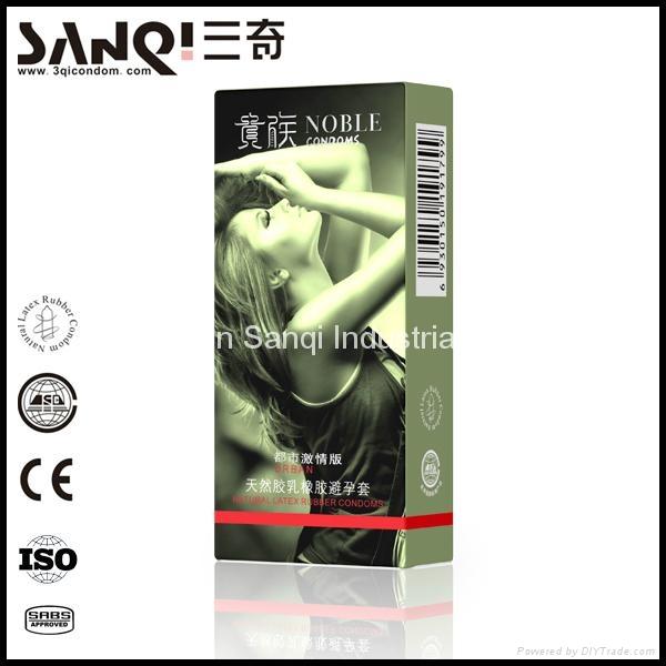 Noble high quality condom brands 1