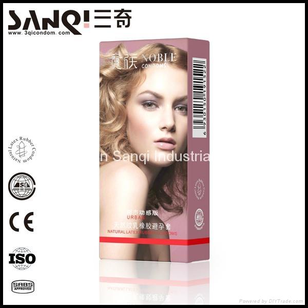 Noble high quality condom brands 3