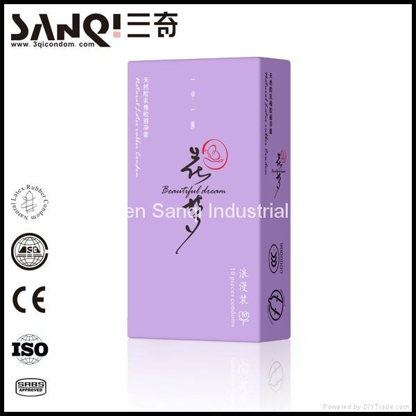 Custom OEM condom manufacturer 1