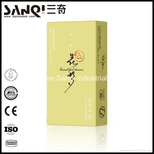 Custom OEM condom manufacturer 3