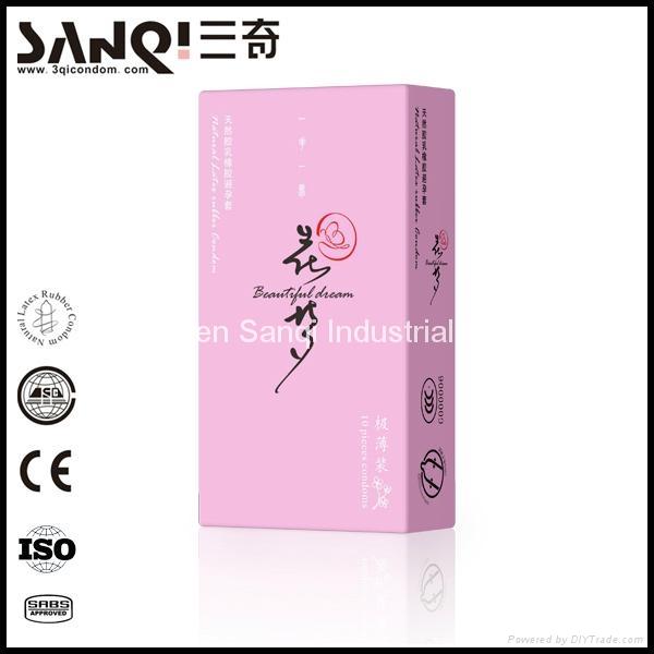 Custom OEM condom manufacturer 2