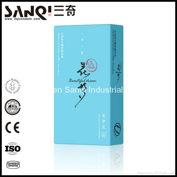 Custom OEM condom manufacturer 4