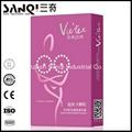 Premium latex male condom price 3