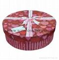We Produce Round Box, Paper Tin, Gift Box 3