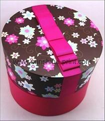 We Produce Round Box, Paper Tin, Gift