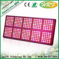 Herifi 200w 400w 600w 800w Led Grow Light for greenhouse