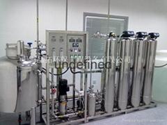 上海品拓環保GMP醫療純化水設備