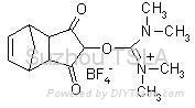 TNTU(2-(endo-5-norbornene-2.3-dicarboxylimide)- -1,1,3,3-tetramethyluroniumtetra