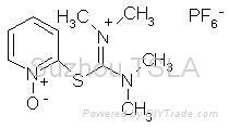 HOTT(N,N,N',N'-Tetramethyl-S-(1-oxido-2-pyridyl)thiuronium hexafluorophosphate)
