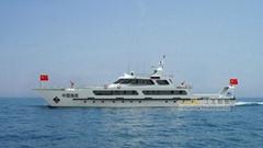 300吨钢铝渔政执法船