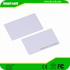 blank RFID CARD for attendance system