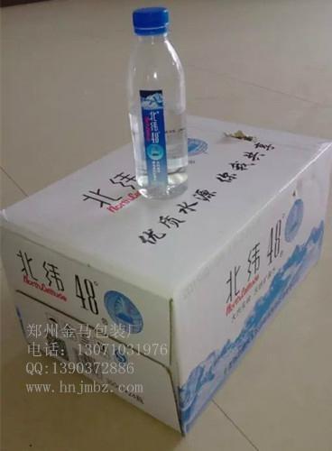 天然水礦泉水紙箱包裝加工 5