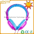 2015 Fancy stylish great quality cool funny headphone on sale