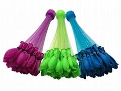 魔术水气球充水注水打水仗水气球 水  魔法水球