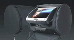 7 inch headrest DVD player
