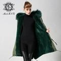 rabbit fur coat for women ,soft touch