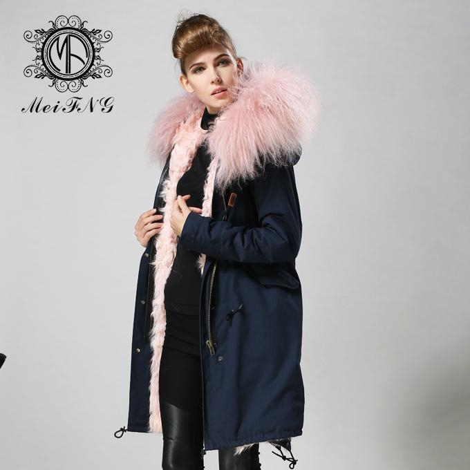 real lamb fur jacket for women and men unisex 4