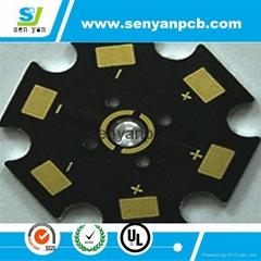 aluminum led bulb pcb, led circuit board, shenzhen pcb manufacturer in China