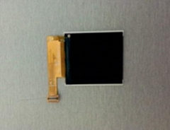 BOE 1.54 inch 240x240 ADS TFT LCD display modules for smart watch