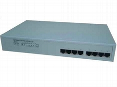 AZ1008 8-Ports 10/100M Fast Ethernet Switch