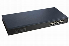 16+1 Ports 10/100M Fast Ethernet Switch