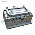 空调塑料件模具 2