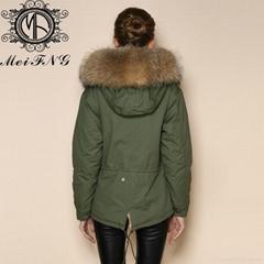 2015 Hot Sale Rabbit Fur Jacket On Sale