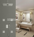 Shower SPA system for luxury bathroom