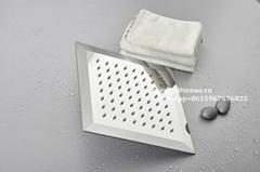 Stainless steel ultrathin shower head