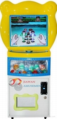 Newest coin operated capsule gashapon  vending machine gashapon capsule toys for