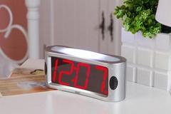 Dongguan Factory Custom Alarm Clock with big red display