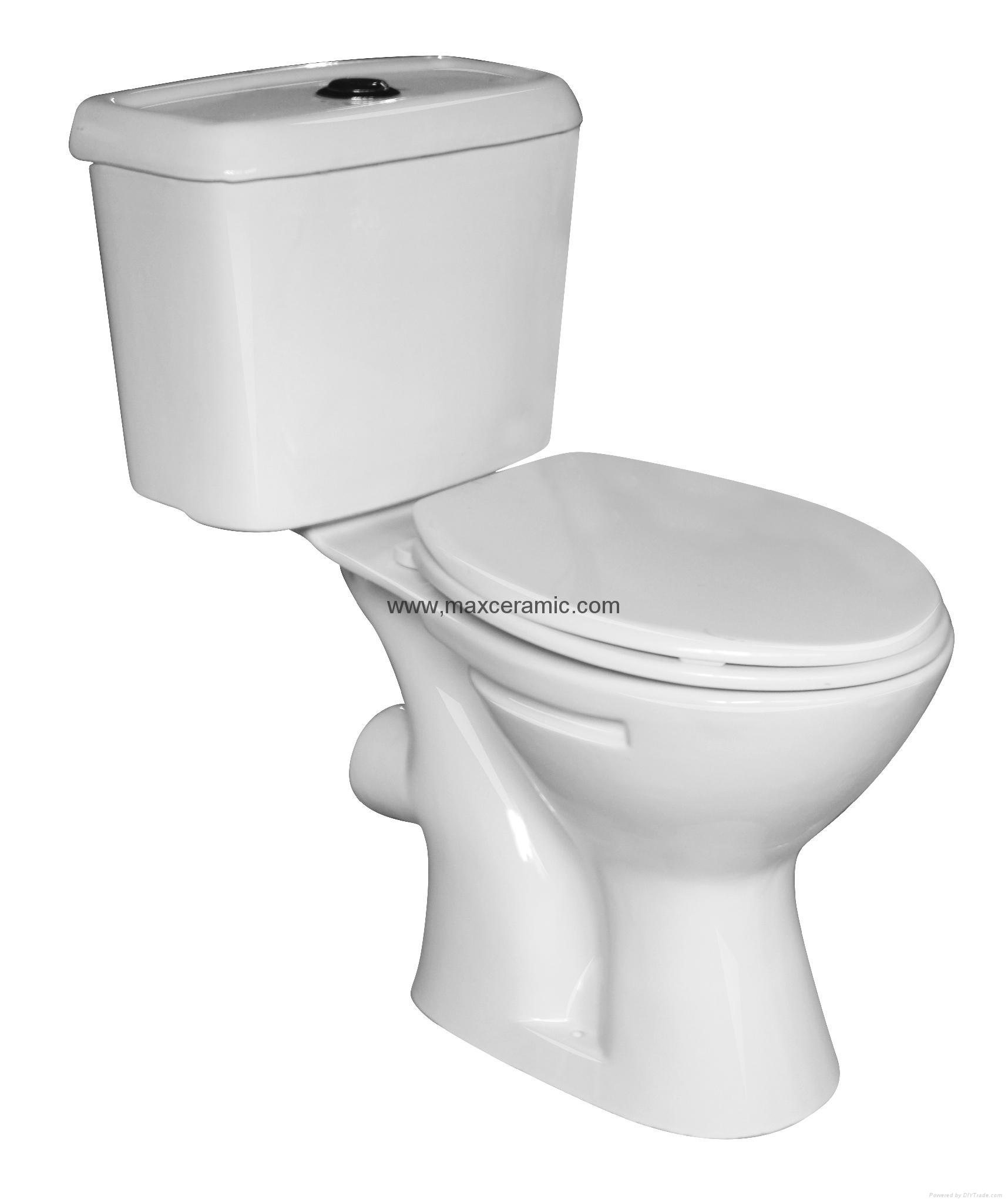 Twyford two piece toilet - T1688 - Maxceramic (China Manufacturer ...