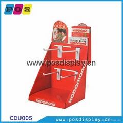 Cardboard POP Counter Top display