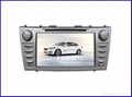 HD touch screen two din car dvd player