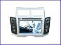 car multimedia systemtoyotayaris car dvd player/car navigation system 1