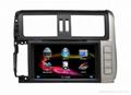 TOYOTA 2012 prado car DVD player/car dvd player gps navigation with  2