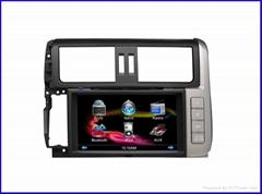 TOYOTA 2012 prado car DVD player/car dvd player gps navigation with