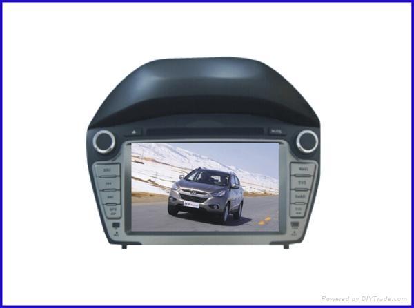 HD touch screen Hyundai 2014 IX35 car radio/car dvd player /car gps navigation 1
