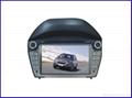 HD touch screen Hyundai 2014 IX35 car