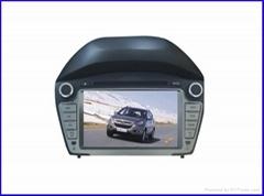 HD touch screen Hyundai 2014 IX35 car radio/car dvd player /car gps navigation