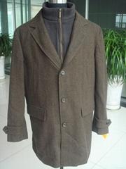 mens woolen jacket