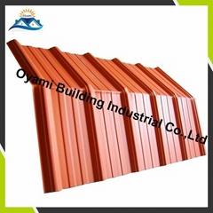 pvc roofing material