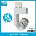 LED Tracklight, Track spotlight, CREE