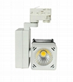 30W LED Cube Tracklight with Vertical Gear box 3