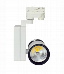30W COB Track light LED Tracklight Manufacturer Wholesaler