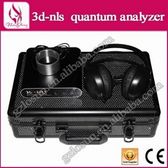 2015 Newest 3D NLS Health Analyzer Full Body Health Detector