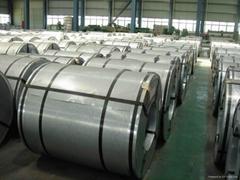 DX54D+AZ hot dip aluminum-zinc coated steel